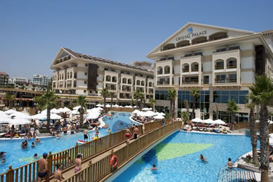 CRYSTAL PALACE LUXURY RESORT& SPA HOTEL