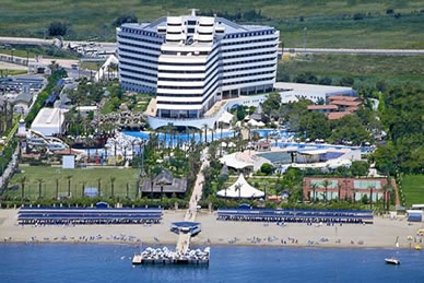 TITANIC BEACH RESORT HOTEL