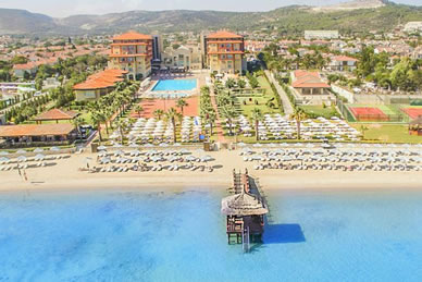 RADISSON BLU CESME RESORT &SPA  HOTEL